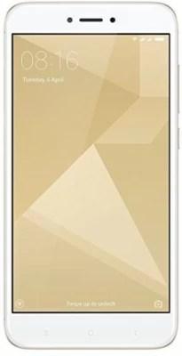 Redmi 4 (Gold, 64 GB)(4 GB RAM)