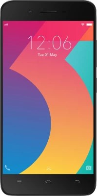 Vivo Y53i (Matte Black, 16 GB)(2 GB RAM)