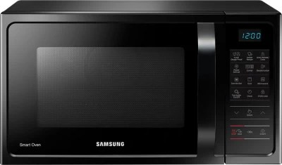 Samsung 28 L Convection Microwave Oven(MC28H5023AK/TL, Black)
