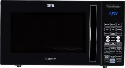 IFB 30 L Convection Microwave Oven(30BRC2, Black)