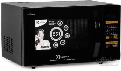 Electrolux 28 L Convection Microwave Oven(C28K251.BB-CM, Black)