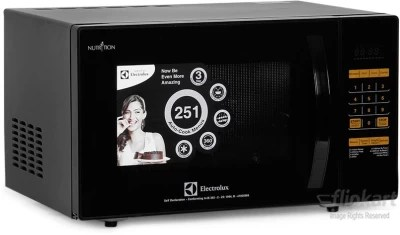 Electrolux 28 L Convection Microwave Oven(C28K251.BB-CM, Black)