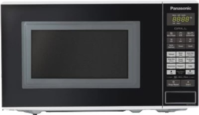 Panasonic 20 L Grill Microwave Oven(NN-GT221W, White)