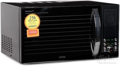Onida 27 L Convection Microwave Oven(MO27CJS27B, Black)