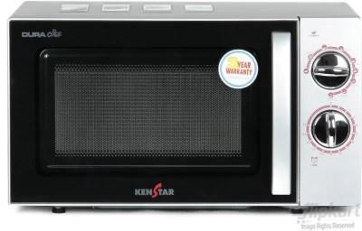Kenstar 17 L Grill Microwave Oven(KM20GSCN, silver)