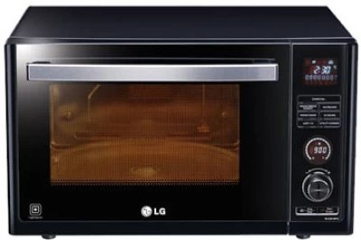 LG 32 L Convection Microwave Oven(MJ3283BKG, Black)
