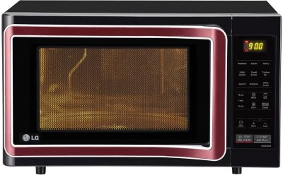 LG 28 L Convection Microwave Oven(MC2844SPB, Black)