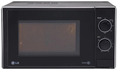 LG 20 L Solo Microwave Oven(MS2025DB, Black)