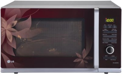 LG 32 L Convection Microwave Oven(MC3283FMPG, Silver)