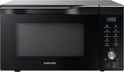 Samsung 32 L Convection Microwave Oven(MC32K7055QT, Stainless Steel,Black)