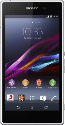 Sony Xperia Z1 (White, 16 GB)(2 GB RAM)