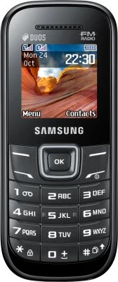 Samsung Guru E1207T(Black)