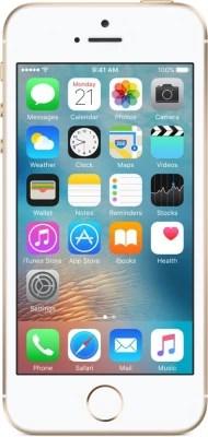 Apple iPhone SE (Gold, 16 GB)
