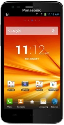 Panasonic Eluga A (White, 4 GB)(1 GB RAM)