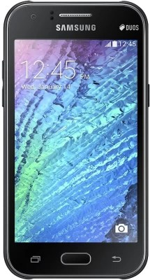 Samsung Galaxy J1 (Black, 4 GB)(0.5 GB RAM)