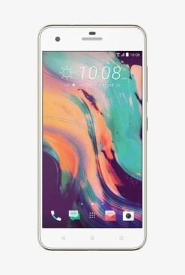HTC Desire 10 Pro (Polar White, 64 GB)(4 GB RAM)