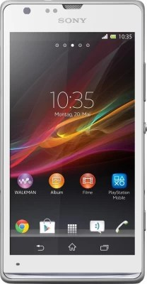 Sony Xperia SP (White, 8 GB)(1 GB RAM)