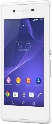 Sony Xperia E3 Dual (White, 4 GB)(1 GB RAM)