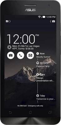 Asus Zenfone 5 (Black, 16 GB)(2 GB RAM)