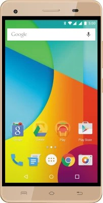 Lava Pixel V1 with Android One (Gold, 32 GB)(2 GB RAM)