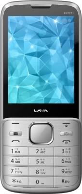 Lava KKT 27 Plus(Silver)