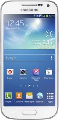 Samsung Galaxy S4 Mini (White Frost, 8 GB)(1.5 GB RAM)