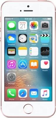 Apple iPhone SE (Rose Gold, 64 GB)