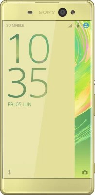 Sony Xperia XA Ultra Dual (Lime Gold, 16 GB)(3 GB RAM)