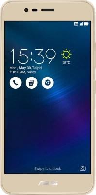 Asus Zenfone 3_Max (Gold, 32 GB)(3 GB RAM)