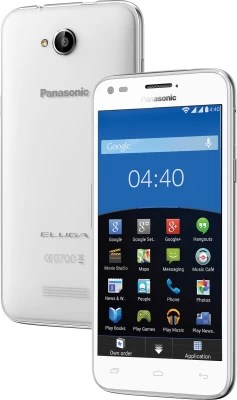 Panasonic Eluga S Mini (Frost White, 8 GB)(1 GB RAM)