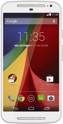 Moto G (2nd Generation) (White, 16 GB)(1 GB RAM)
