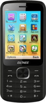 Gionee Slim S80(Black)