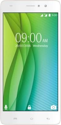 Lava X50 Plus (White and Gold, 32 GB)(2 GB RAM)
