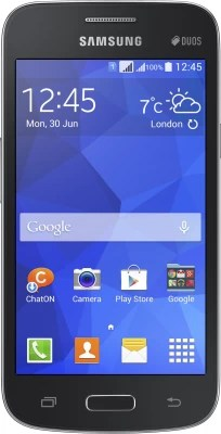 Samsung Galaxy Star Advance (Black, 4 GB)(512 MB RAM)
