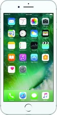 Apple iPhone 7 Plus (Silver, 128 GB)