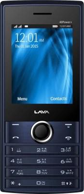 Lava KKT 40 Power Plus(Black & Blue)