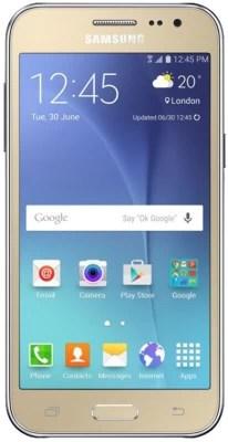 Samsung Galaxy J2 (Gold, 8 GB)(1 GB RAM)