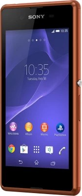Sony Xperia E3 (Copper, 4 GB)(1 GB RAM)
