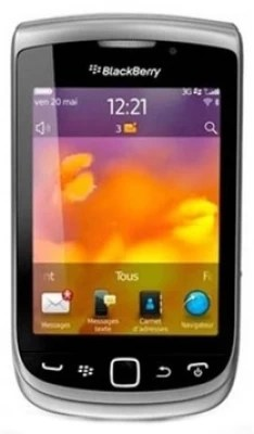 Blackberry Torch 9810 (Zinc Grey, 8 GB)(768 MB RAM)