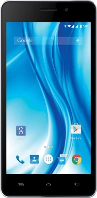 Lava X3 (Black & Blue, 8 GB)(2 GB RAM)