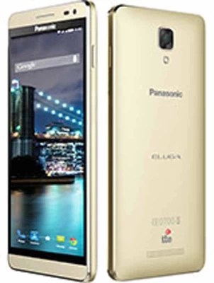 Panasonic Eluga I2 (Gold, 8 GB)(1 GB RAM)