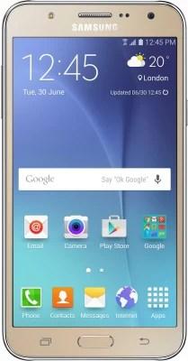 Samsung Galaxy J7 (Gold, 16 GB)(1.5 GB RAM)