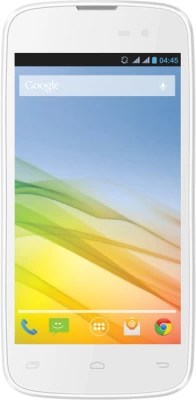 Lava Iris 450 Colour (White and Blue, 4 GB)(512 MB RAM)