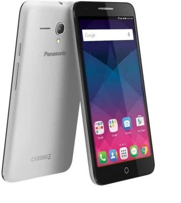 Panasonic P65 FLASH (Silver, 8 GB)(1 GB RAM)