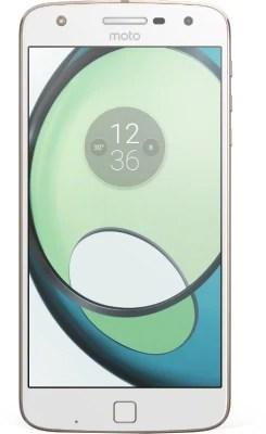 Moto Z Play with Style Mod (White, 32 GB)(3 GB RAM)