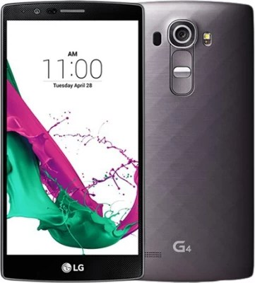 LG G4 (Metallic Gray, 32 GB)(3 GB RAM)