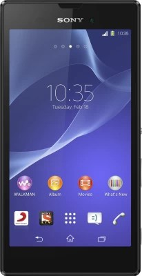Sony Xperia T3 (Black, 8 GB)(1 GB RAM)