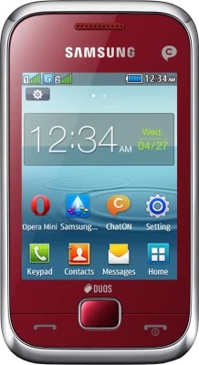 Samsung Rex 60(Flamingo Red)