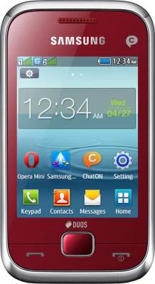 Samsung Rex 60(Flamingo Red)
