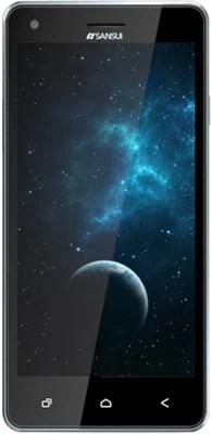 Sansui U 55 (Black Grey, 8 GB)(1 GB RAM)